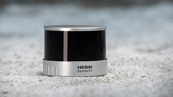 Hesai Unveils PandarXT, 32-Channel Mid-Range LiDAR with Self-Developed, Proprietary LiDAR ASICs