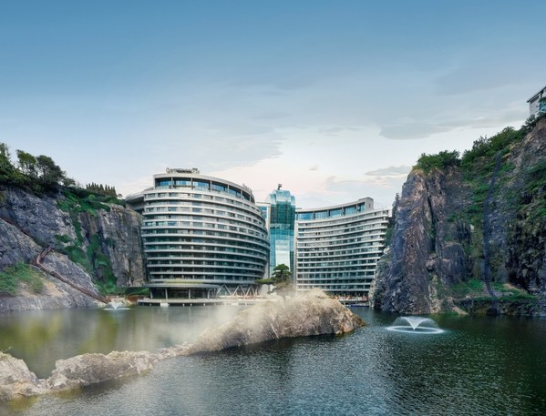 โรงแรม InterContinental Shanghai Wonderland