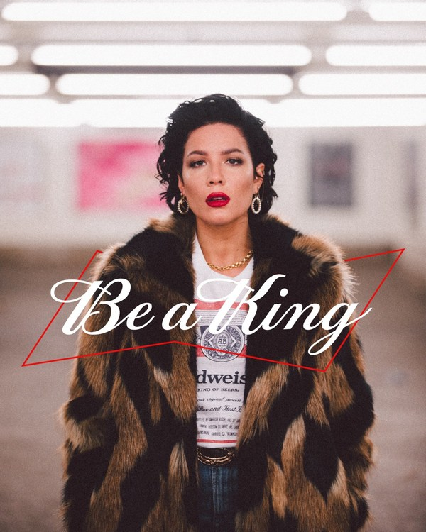 Budweiser Celebrates Halsey's Emotional Journey To Make Her Name In Latest