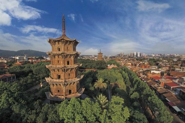 新华丝路:中国泉州全力推进21世纪海上丝绸之路先行区建设