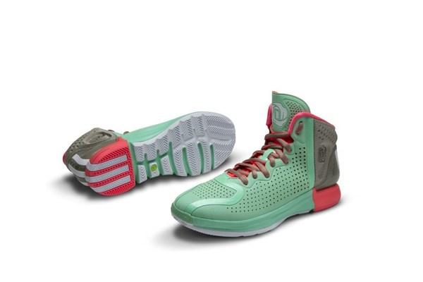 adidas D Rose 4 Boardwalk 产品图
