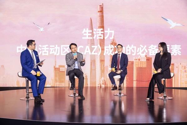 都会生活力新坐标,瑞虹天地太阳宫引领城市更新商业之势