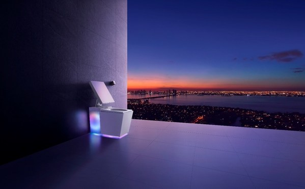 科勒发布全新纽密2.0智能座便器 声光触动全感官,引领智能新时代
