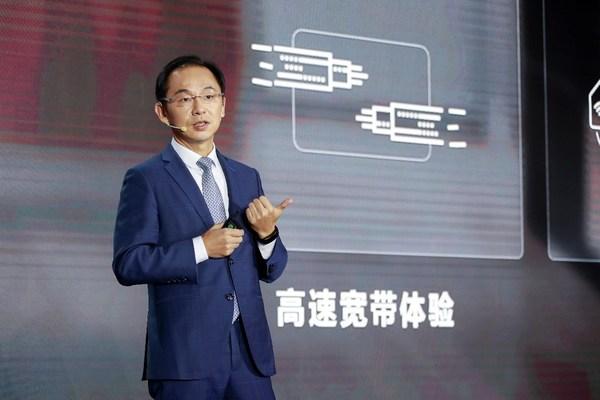 Giám đốc điều hành Huawei, ông Ryan Ding khẳng định: Trải nghiệm thông minh mang lại những giá trị mới