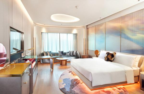成都W酒店壮美客房(Spectacular Room)
