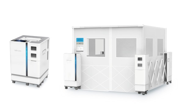 JUD care's newly-launched portable ward sRoom is a revolutionary solution for patient isolation that enables medical staff to quickly set up emergency isolation rooms in different locations.