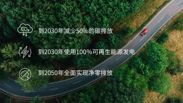 李尔公布应对气候变化战略目标:至2050年实现净零排放