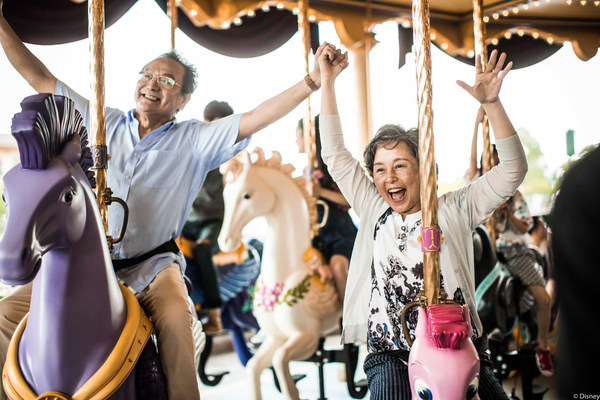 Shanghai Disney Resort Launches New Shanghai Disneyland Senior Seasonal Pass for Senior Citizens to Enjoy a New Season of Magic