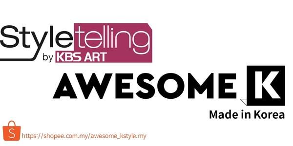 KBS ARTVISION membuka 'AWESOME-K', kedai V-dagang