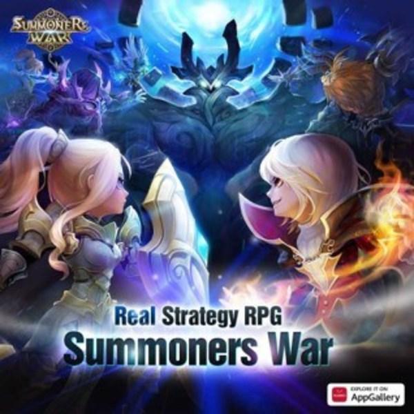 有名なファンタジーRPGのサマナーズウォーが新しいゲームプレーと呼び物を備えてAppGalleryで発表