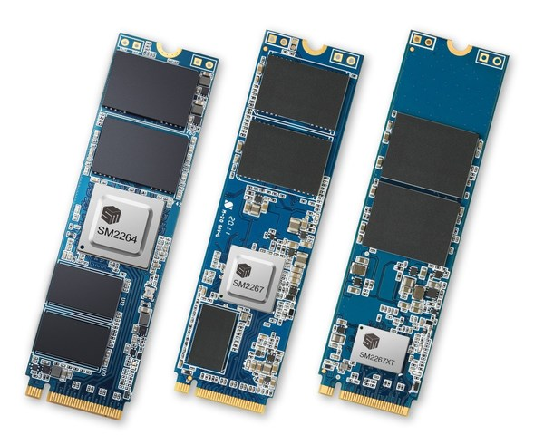 Silicon Motion, PCIe 4.0 NVMe 1.4 컨트롤러 솔루션 출시