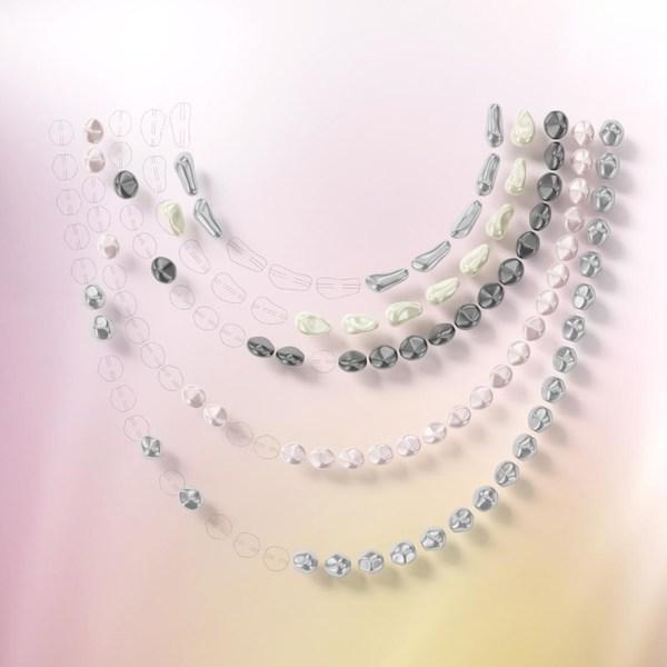 施华洛世奇推出2021_22秋冬创新元素_巴洛克风格仿水晶珍珠系列