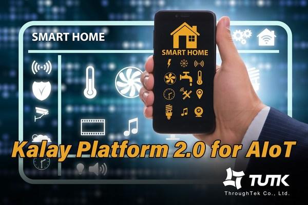 物聯智慧的Kalay2.0平台針對物聯網不同應用領域提供各類SDK開發套件
