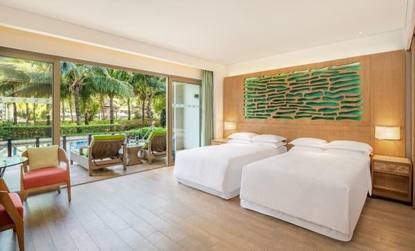 三亚海棠湾喜来登度假酒店双11预售开启礼遇臻享时分