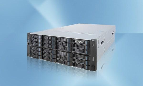 浪潮服务器NF8480M5
