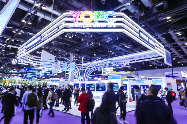 YOFC Hadir di Pameran Maklumat dan Komunikasi Antarabangsa China 2020