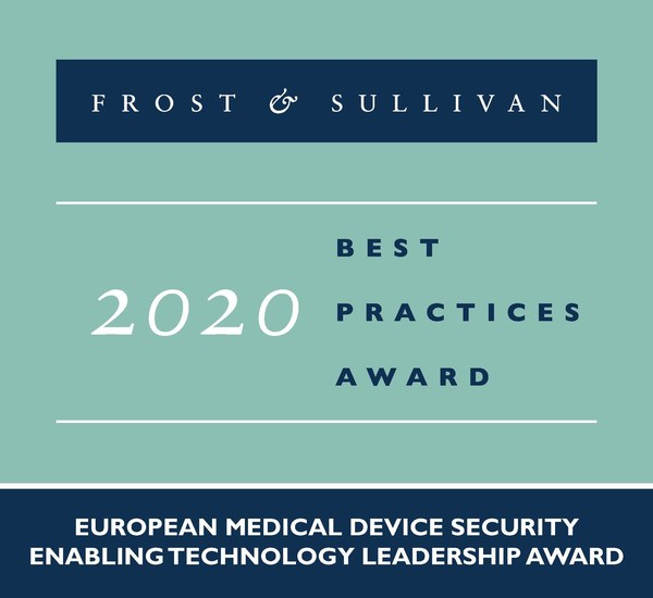 2020 European Medical Device Security Enabling Technology Leadership Award