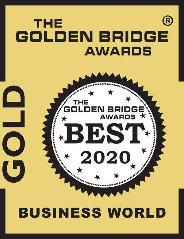 RevBits recognized for innovation by 2020 Golden Bridge Awards®