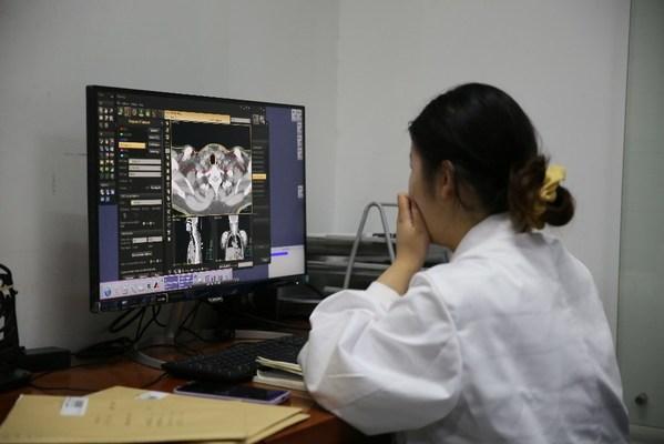 放疗医学物理师工作中