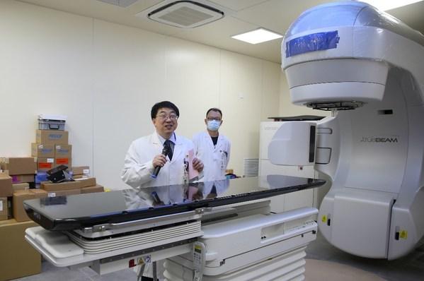 上海交通大学医学院附属瑞金医院放疗科许赪副主任介绍放疗流程