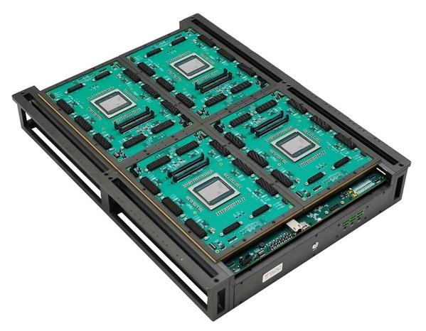 国微思尔芯推出VU19P原型验证系统,加速十亿门级芯片设计