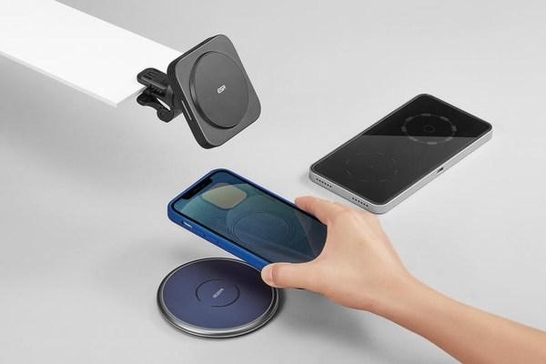 ESR Launches World's First MagSafe Compatible Wireless Charging Car Mount