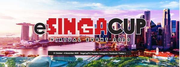 Dynamique Konzepts Launches Singapore's First Virtual Football Event, eSingaCup 2020