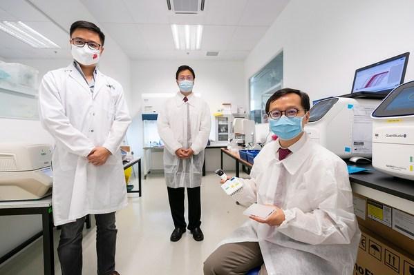 新加坡临床医生与科学家成功针对胃癌研发血液检测方案