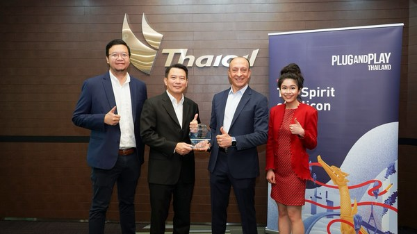 Thaioil partners with Plug and Play to drive innovation in Smart Manufacturing and Sustainable Future