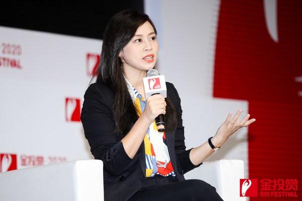 宝洁大中华区女性护理品类总裁杨珊珊