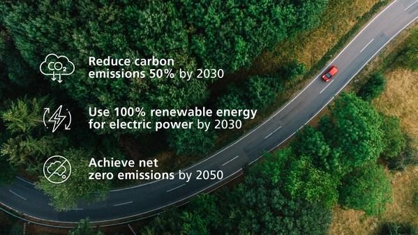 Learの気候変動戦略は2050年までに排出量ネットゼロを目指す