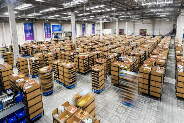 Alibaba's Logistic Arm Cainiao Launches in Japan