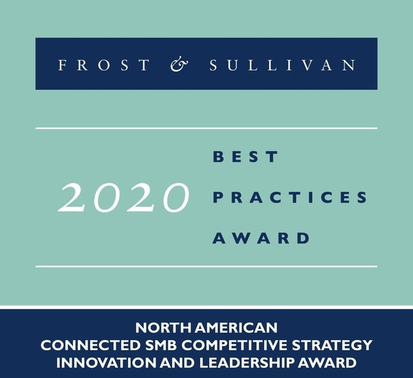 Ooma Lauded by Frost & Sullivan for Delivering Innovative Connectivity Solutions for SMB