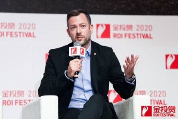 德国足球甲级联赛中国区首席代表Patrick Stüber