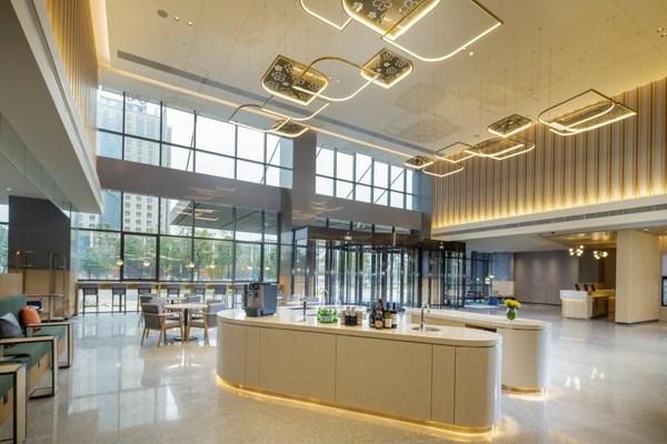 全新版希尔顿花园酒店于常德开启明媚旅程