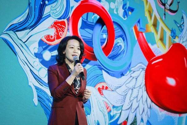 辉瑞普强中国零售业务副总裁任晓秀致辞