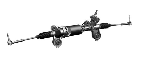 Nexteerが新たな高出力電動パワーステアリングシステムを発表