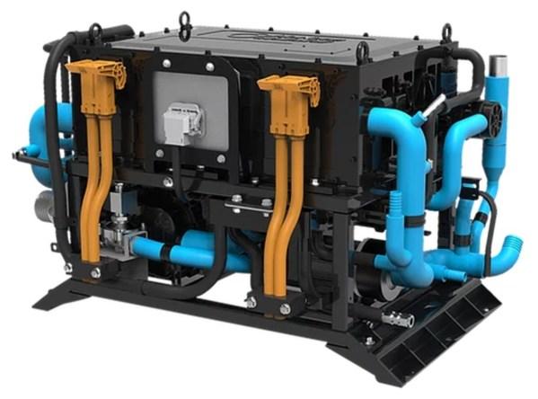 第三方测试证实HYZON的新型液冷燃料电池在功率密度方面领先世界
