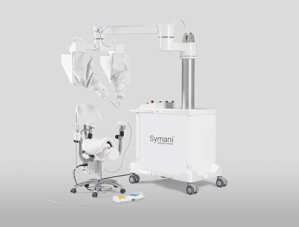 MMI推出使用最小手腕式仪器的机器人显微手术