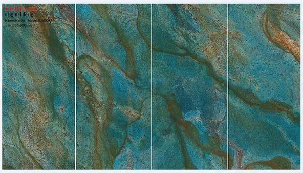 设计灵感与自然之美的完美融合:IDEA意大利原创设计陶瓷岩板