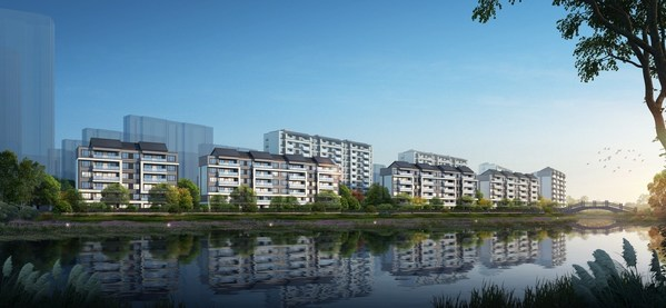 "Dongyuan Suzhou ""Moon Impression"" won ""Global Best Lake Habitation Award"""