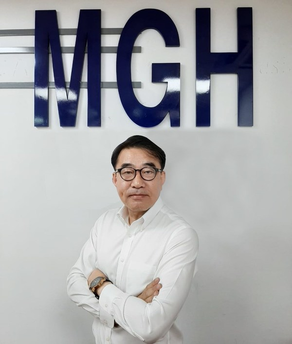 MGH Appoints Regional Managing Director for Korea, Vietnam, Cambodia, and Thailand