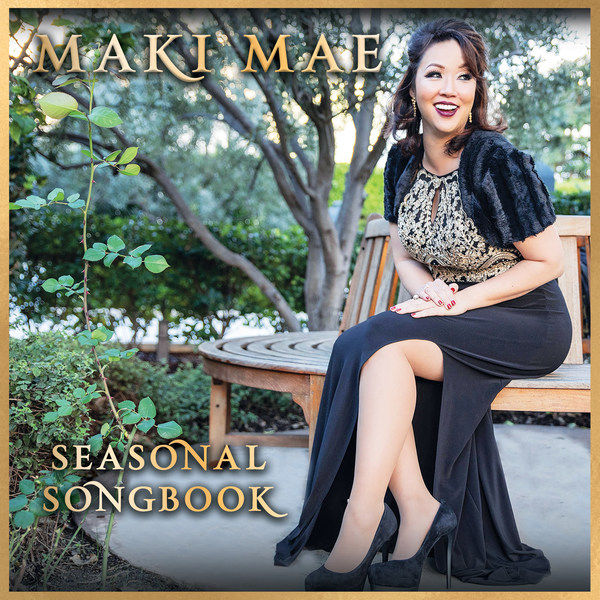 Thirteen-language vocalist Maki Mae's debut album increases Asian excellence in mainstream music and features iconic collaborations with the likes of Robby Krieger of The Doors, Ed Roth, Ringo Starr's engineer Bruce Sugar. Charity album fundraises for Asian Hall of Fame's trauma survivors program and is made possible by Robert Chinn Foundation.