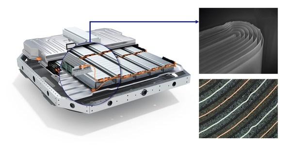 蔡司新能源汽车电池检方案