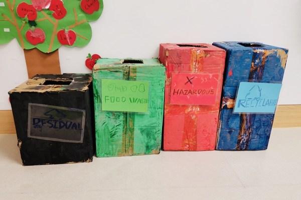 """环保插上艺术的翅膀 深圳国王学校创新""""娃娃们""""的社会责任启蒙"""