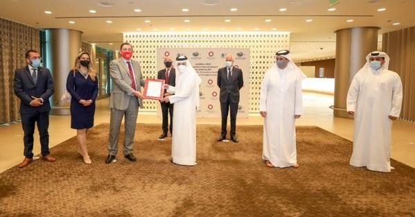卡塔尔哈马德国际机场成为首个通过BSI航空公共健康协议 -- 合规认证的组织