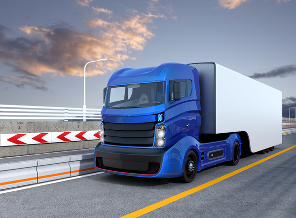 Level 1 and 2 Autonomous Truck Sales to Reach 1.1 Million Units By 2040 in North America and Europe