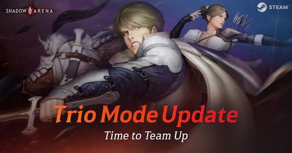 Mode Trio Baru Kini Hadir di Shadow Arena