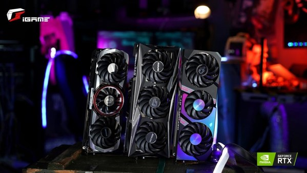 深度玩家的趁手兵器 iGame GeForce RTX 3070系列首发