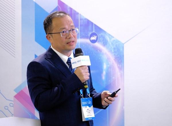 TUV莱茵大中华区交通服务总经理潘世文